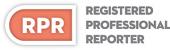 registered Professional Reporter
